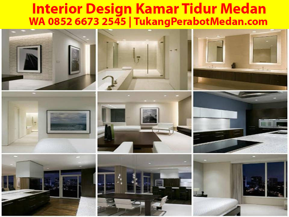 interior design kamar tidur medan