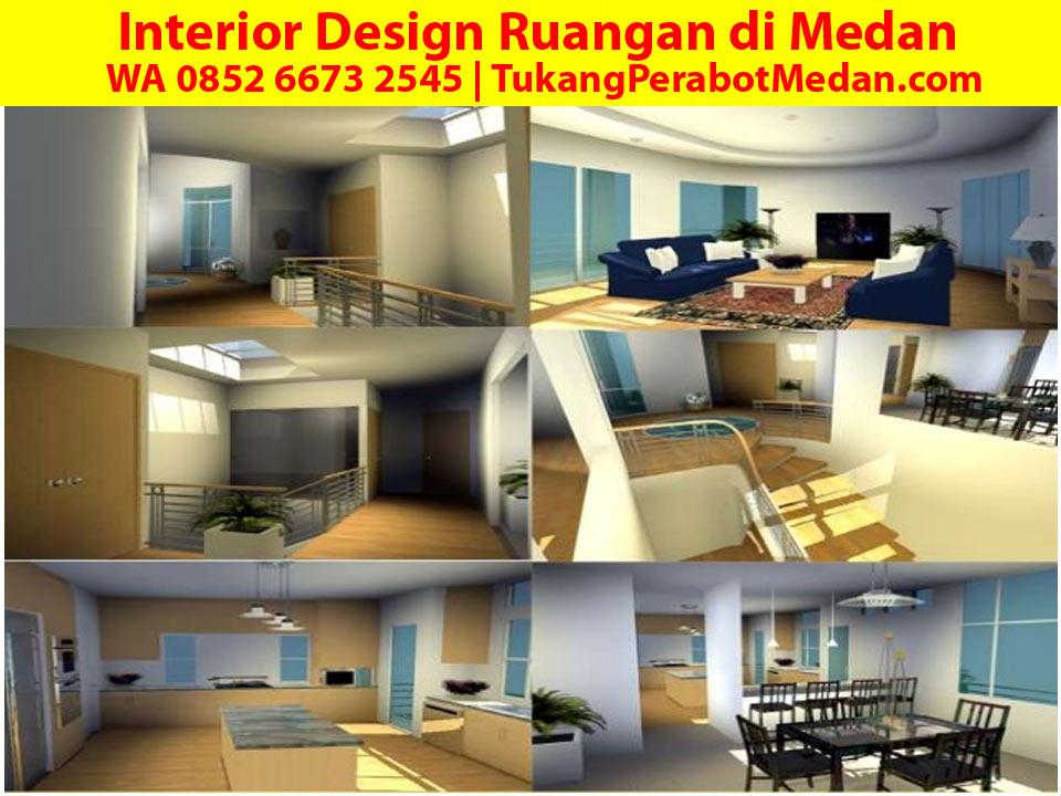 interior design ruangan di medan