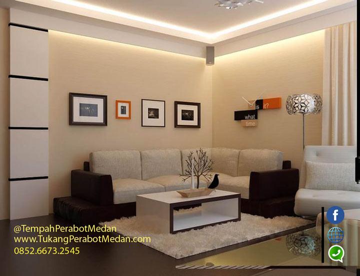 tukang interior ruangan minimalis medan
